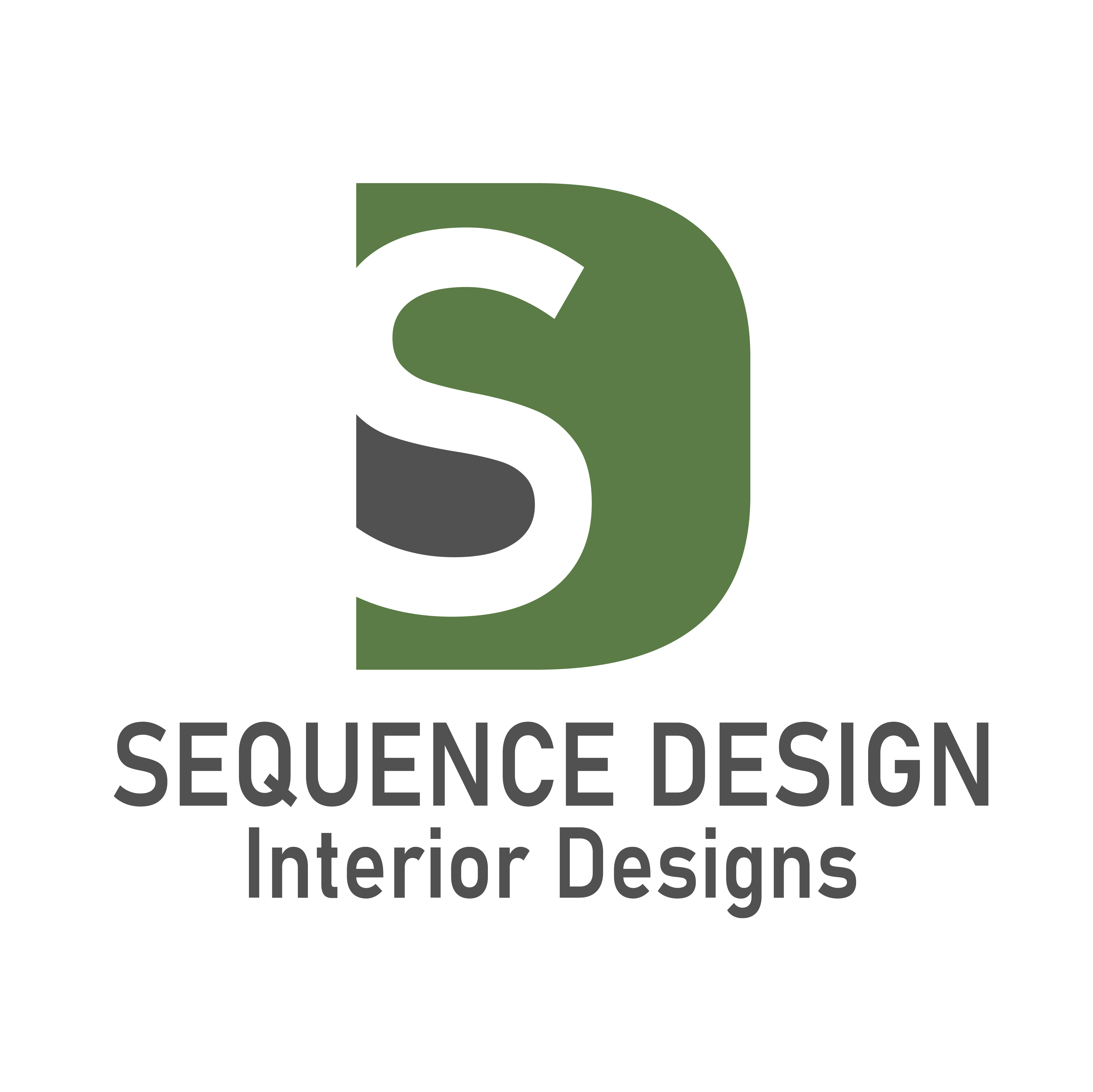 sequence for design